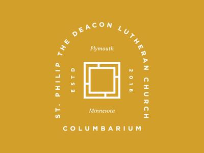 Detail shot computer minnesota lutheran reject logo lockups lock up lockup established church 2018