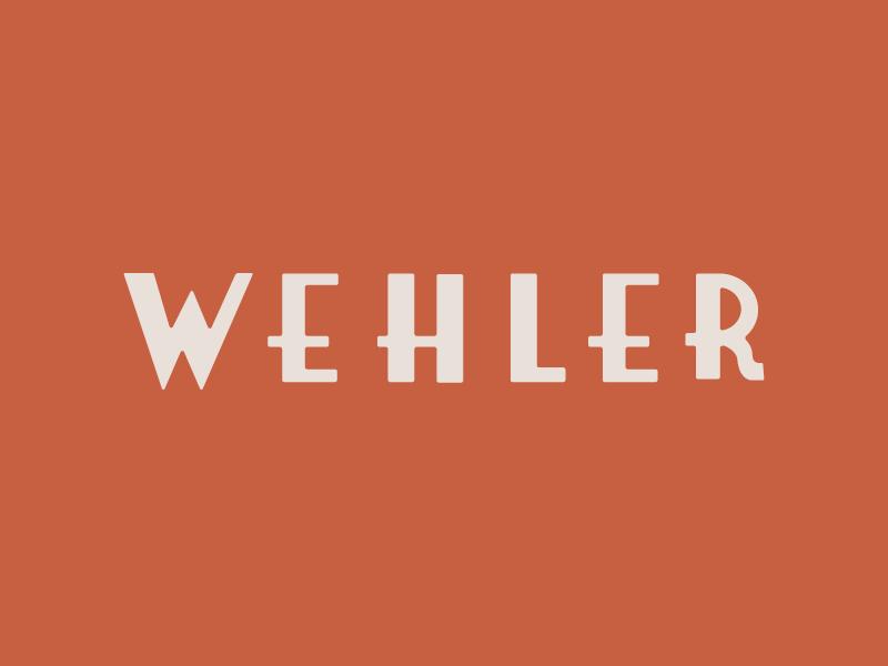 Wehler by Kevin Kinley | Dribbble | Dribbble