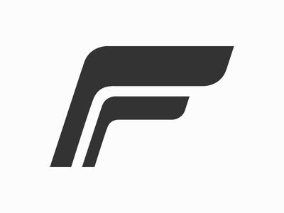 F2 wings minneapolis typography type lowercase logo letterforms letterform retro f custom branding