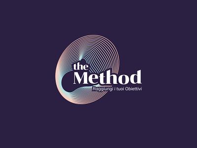the Method logodesign development evolution gym method stationery design stationery businesscard cards sports logo fitnessstudio branding sport vector typography mark brand identity brand design branding design logo