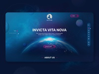 Invista Vita Nova - Cryptocurrency Website