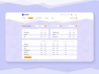 Exchange Interface_ Website