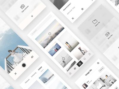 Image Life App Design01
