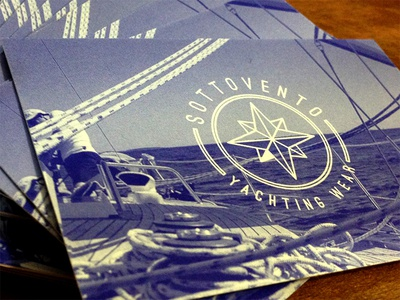 Sottovento Yachting Wear - Business Card