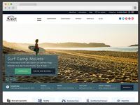 New Puresurfcamp.com experience