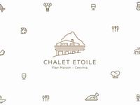 Chalet Etoile - Rebranding