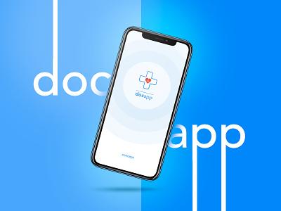 DocApp - iOS Concept ios interface mobile clean ui ux app design