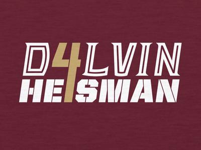 FSU // D4LVIN HEISMAN Shirt
