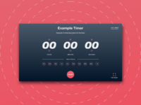 Classroom Timer tool Design
