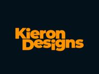 Logotype for my portfolio