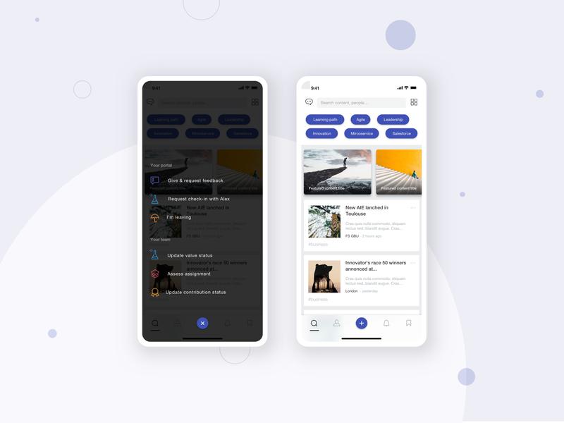 Office Ecosystem Hybrid App ecosystem office tools overview hybrid app uiux platform hybrid product page app design ui design ui