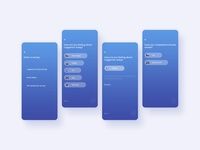 Mood Meter | Employee Engagement employee engagement survey graphic design office tools hybrid app ecosystem app designer overview app design uiux ui