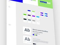 Somosbet Style Guide