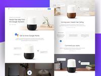 Google home presentation