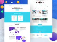 Sitespeck Agency Website