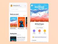 E Book Reading App