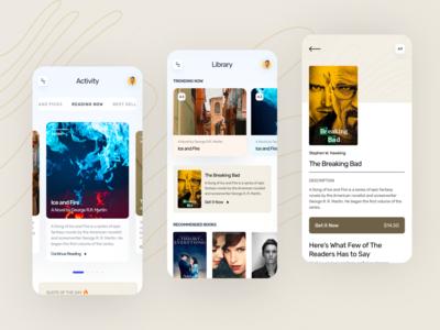 E Book App Exploration
