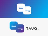 Tauq logo WIP