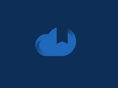 cloud bookmark