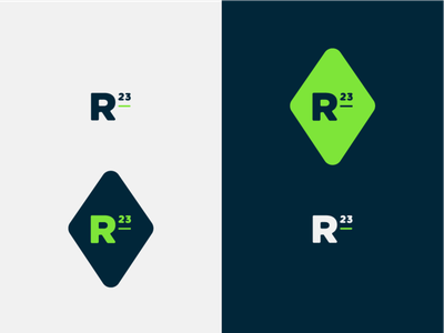 Root23 Branding brand branding concept root logo design