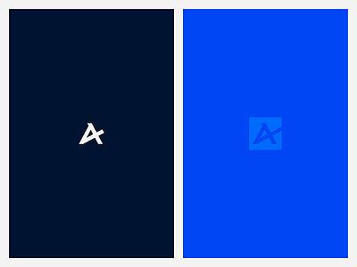 A a identity branding design idea wip concept branding brand identity brand logo design
