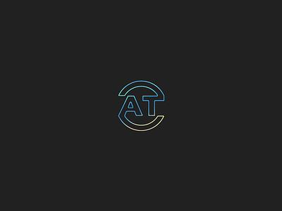at @ concept logo design