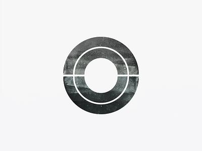 full circle logo design illustration branding concept