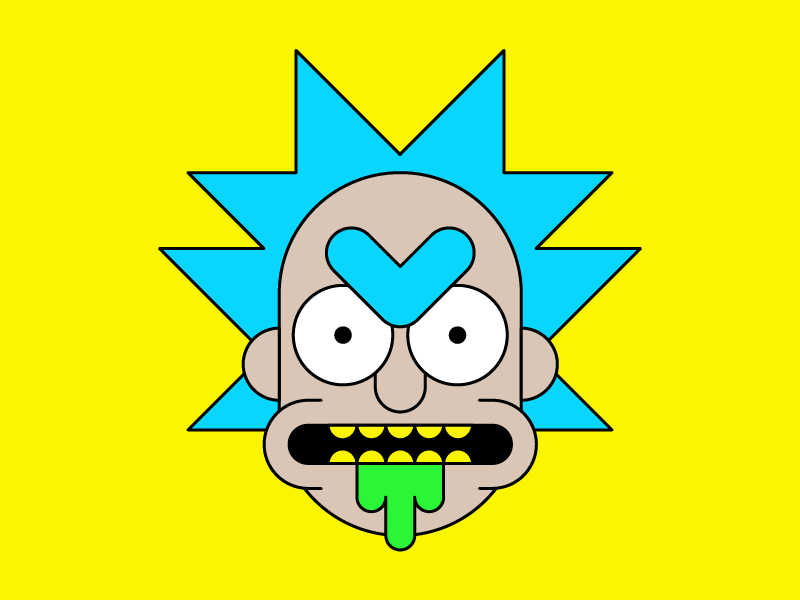 Angry Grandpa Rick