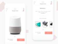E-commerce App - Product Page