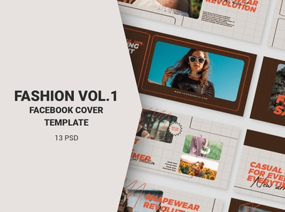 Fashion Vol.1 Facebook Cover