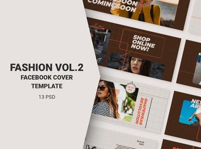 Fashion Vol.2 facebook Cover