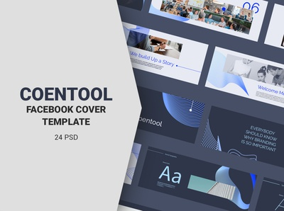 Coentool Facebook Cover Templates