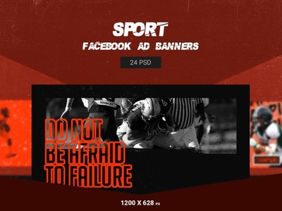 Sport Facebook Ads Banners online broadcast multipurpose matches marketing instagram healthy goal football flat design facebook ad editable banner derby creative covers coupon basketball banner pack azruca ads adroll