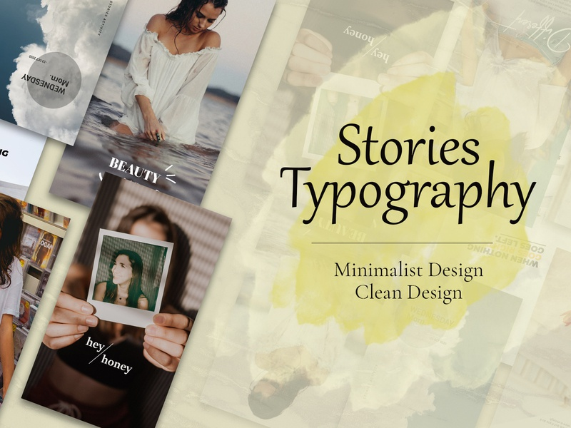 100 Psd Stories Typography Templates instagram stories pack instagram stories typography powerpoint clean minimalist typogaphy banner pack dress discount clothes marketing banners clothing business instagram fashion