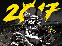 Football Championship 2017 Flyer
