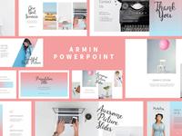 Armin Lookbook Presentation