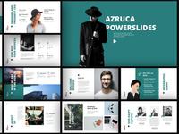 Azruca Powerpoint Templates