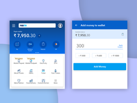 Paytm Design Tweak Concept