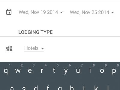 Tripadvisor Material Design material design lollipop android app booking tripadvisor hotels mobile travel ui ux