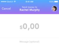 Send money