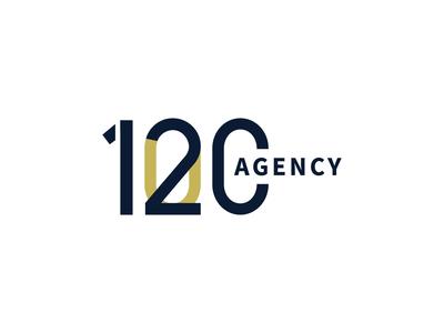 Logo design | 120 agency