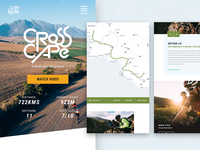 Cross Cape Route Page Mobile