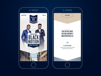 Ballantine's Beat of Africa Mobile