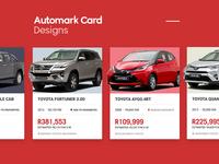 Automark Card Elements
