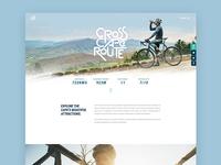 Cross Cape Route Concept