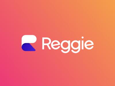 Reggie Logo Lockup