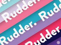 Rudder ⛵