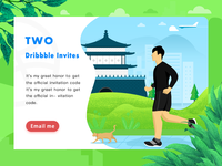 The Third Wave Of Dribbble Invite