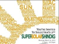 Solar Party Invitation