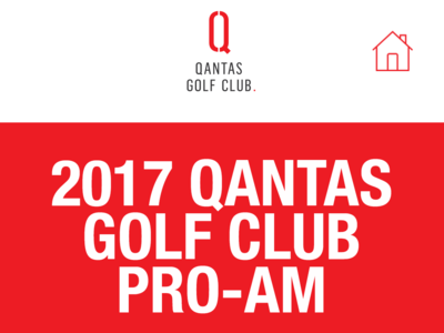 2017 Qantas Golf Club Pro-am